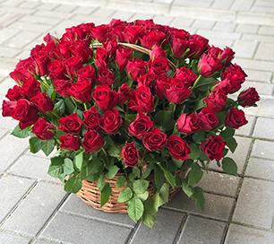 Розы оптом москва 101 роза дешево